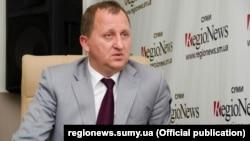 Олександр Лисенко, міський голова Сум