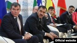 На форуме СМИ Северного Кавказа в Ингушетии, 30 ноября 2017 года