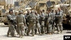 جنود أميركيون في مدينة الصدر ببغداد في 24/6/2009
