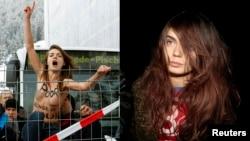 Femen's Oksana Shachko: A Life In Protest