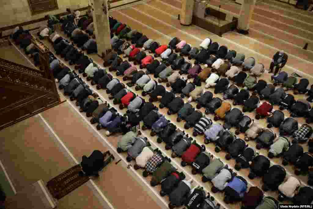 В Беларуси насчитывается около семи тысяч представителей народности татар-липка, исповедующих ислам.