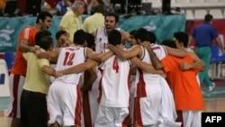 ایران با شکست تیم لبنان، قهرمان بسکتبال آسیا شد