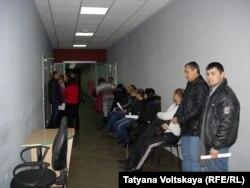 Центр тестирования мигрантов в Санкт-Петербурге