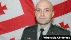 პოლკოვნიკი ნიკა ჯანჯღავა