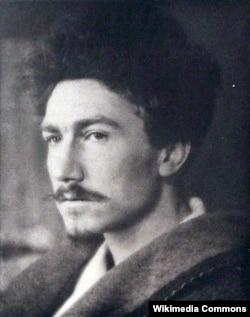 Amerika şairi Ezra Pound.