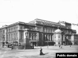 Санкт-Петербургская консерватория, 1913
