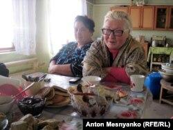 Жителі села Долинка, Крим