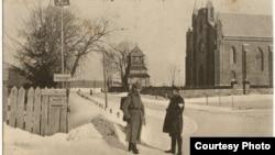 Кабыльнік 1916, фота Фрыца Краўскопфа