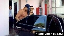 Арест Шухрата Кудратова