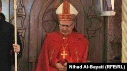 بطريرك بابل للكلدان مار لويس رافائيل الأول ساكو بطريرك الكنيسة الكلدانية في العراق والعالم.