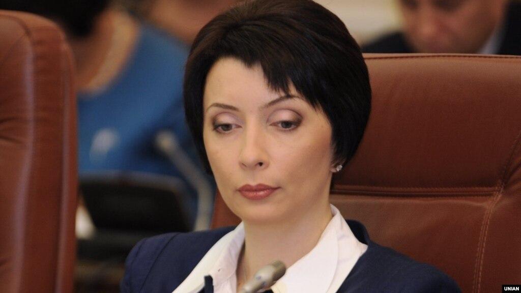 СБУ затримала екс-міністра юстиції Олену Лукаш
