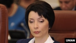 Olena Lukash