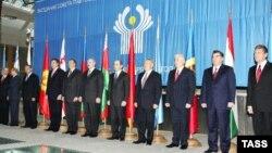 დამოუკიდებელ სახელმწიფოთა თანამეგობრობის სამიტი მინსკში, 2006 28 ნოემბერი