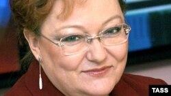 Социолог Ольга Крыштановская.