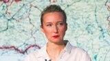 Belarus - The Belarusian historian Alena Markava, Jenuary 25, 2020