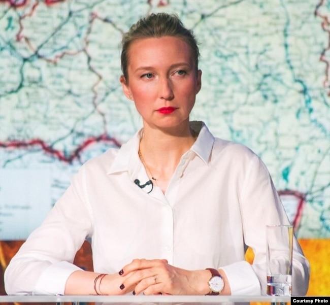 Алена Маркавва