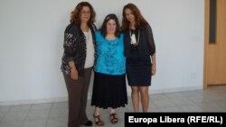 Fadia, Mia Farah și Sally Souraya
