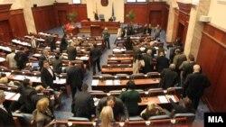 Опозицијата се врати во Собранието на 2 март 2013 година.