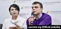 Дарина Толкач та Андрій Солодько