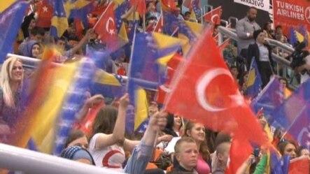 Proslava Ataturkovog praznika u Zenici