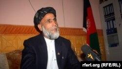 الله گل مجاهد عضو ولسی جرگه افغانستان