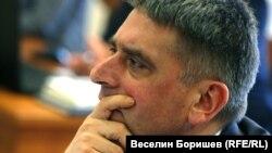 Правосъдният министър Данаил Кирилов