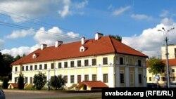 Былы палац віцэ-адміністратара ХVІІІ стагодзьдзя, дзе прапануецца стварыць музэй Вялікага княства Літоўскага