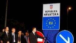 Хорватия вступила в Европейский Союз