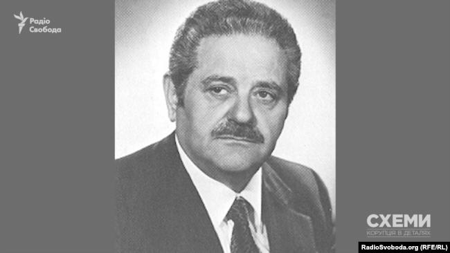 Батько італійського юриста і прокурора Джованні Кесслера Бруно