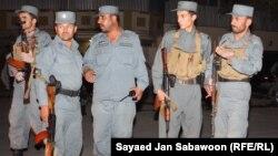 ارشیف، افغان پولیس