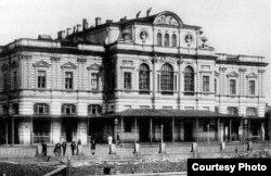 Суворинский театр в Петербурге