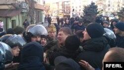 Мітинг в Одесі, 16 грудня 2016 року