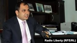 خان افضل هدهوال معاون د افغانستان بانک