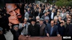 تشييع بهمن بوستان