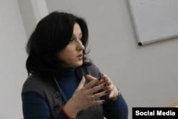 Орися Біла. філософ