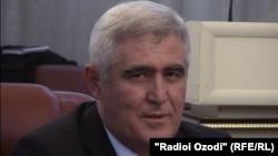 Рахматулло Мирбобоев, заместитель министра образования и науки Таджикистана