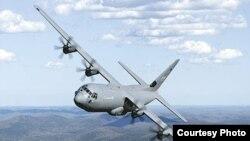 Самолет C-130J Hercules