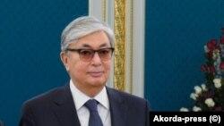 Временный президент Казахстана Касым-Жомарт Токаев.