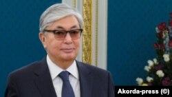 Қосимҷомарт Тоқаев