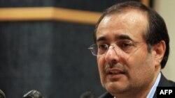 مهدی غضنفری، وزیر صنعت، معدن و تجارت