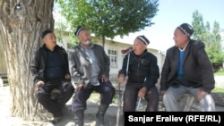 Сафед Булан тургундары.