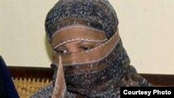 Пакистанка Азия Биби, приговоренная к смерти за богохульство.