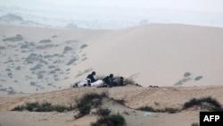جنود مصريون في عملية في شمال سيناء ــ ارشيف