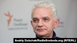 Олексій Мельник, співдиректор безпекових програм Центру Разумкова. 6 квітня 2018 року