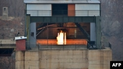 Сохэда 2017 елда ракет сынавы