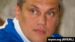Депутат крымского «парламента» Александр Мельник