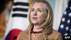 Ҳилларӣ Клинтон, вазири умури хориҷии Амрико