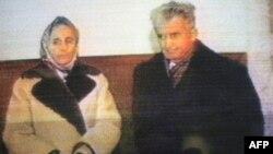 Ніколае Чаушеску з дружиною, Бухарест, 25 грудня 1989 року (за кілька годин до страти)