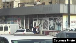 """""""Gəncə şirniyyatı""""nın vaxtilə yerləşdiyi bina"""