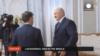 Александр Лукашенко во время интервью Euronews. Архивное фото.